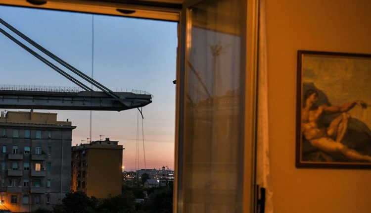 Genoan bridge collapse shows the importance of structural redundancy | Artificial intelligence