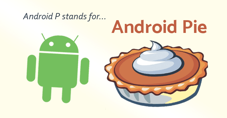 Google Android P is officially called Android 9 Pie – Info CCrime