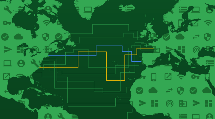 Google builds its own subsea cable from the US to France | AI