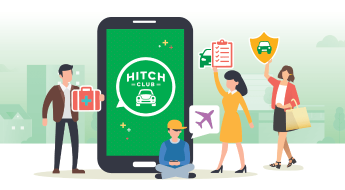 Grab wants to reward its GrabHitch drivers with Hitch Club | Digital Asia