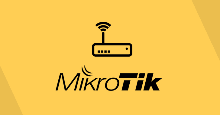 Hackers Infect Over 200,000 MikroTik Routers With Crypto Mining Malware – Info CCrime