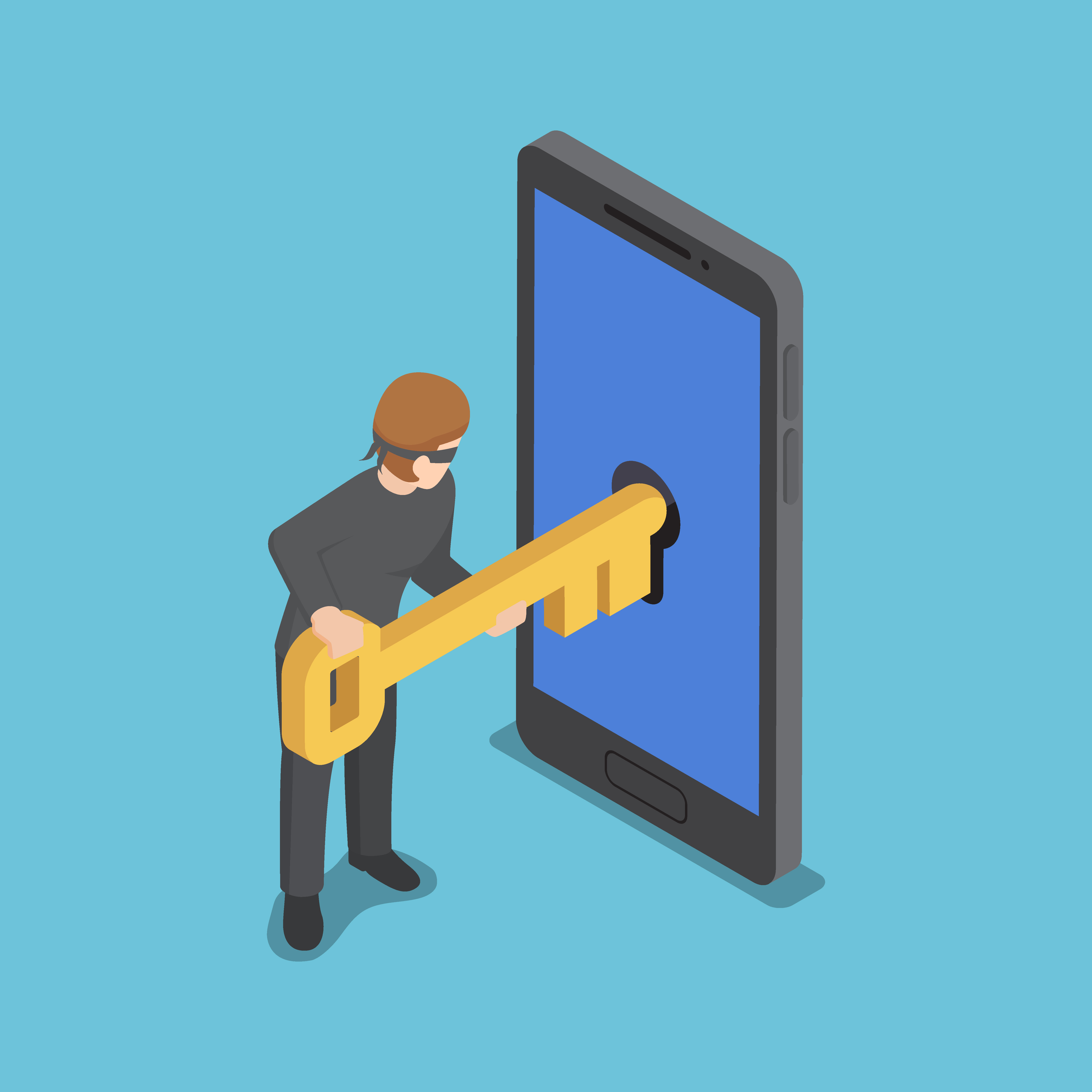 Hanging Up on Mobile in the Name of Security   Cyber Security, ONLY infoTech