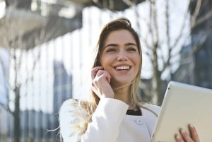 How Smiling Can Raise Your Productivity