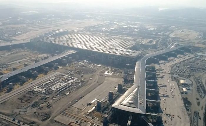 How the New Istanbul Grand Airport Used Construction Software to Maximize Savings and Efficiency | Innovation