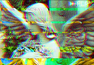 How to Create VHS Glitch Art in Adobe Photoshop   How To