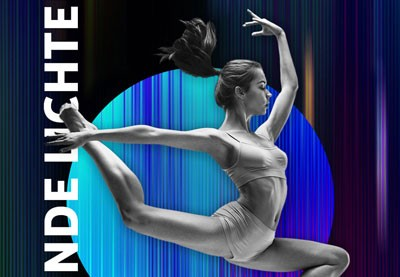 How to Create a Light Streak Effect for a Contemporary Ballet Poster in Adobe Photoshop | Tutorial