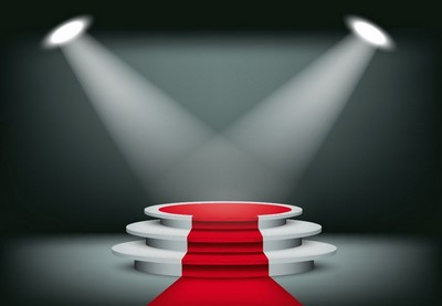 How to Create a Showroom Background With a Red Carpet in Adobe Illustrator | Tutorial