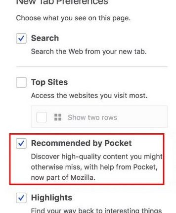 How to Disable Sponsored Ads in Firefox | Tips & Tricks