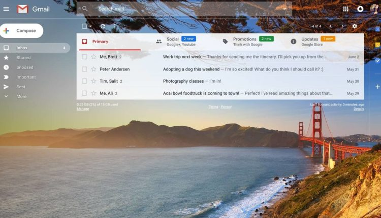How to Get Gmail's Best Features If You're Holding on to an Old Email Account – Info Computing