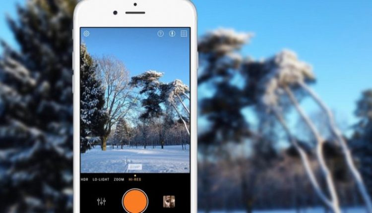 Hydra 1.5 Camera App Update Brings New Zoom and HDR Modes | Mac