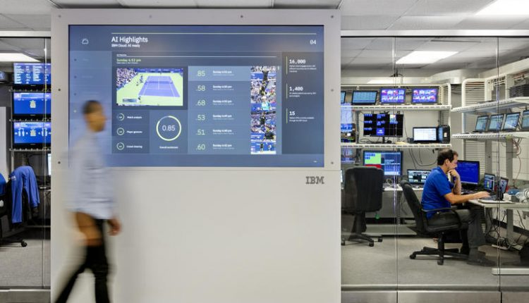 IBM Watson is making AI an important player in the US Open | Innovation