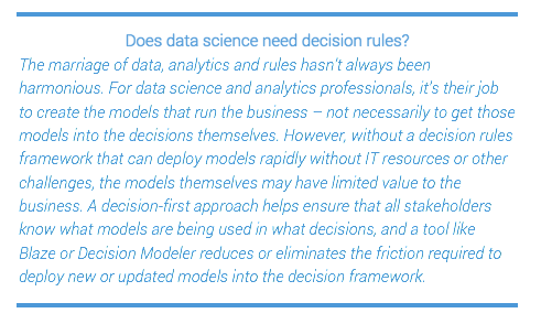 Ignite Machine Learning with Decision Rules | Risk Management, ONLY infoTech