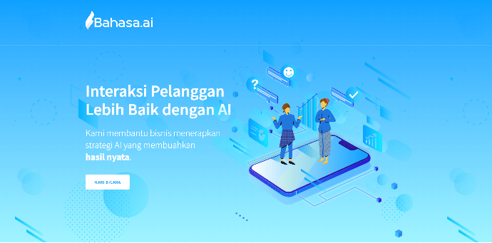 Indonesian AI platform for natural language processing Bahasa.ai gets seed funding from East Ventures | Digital Asia