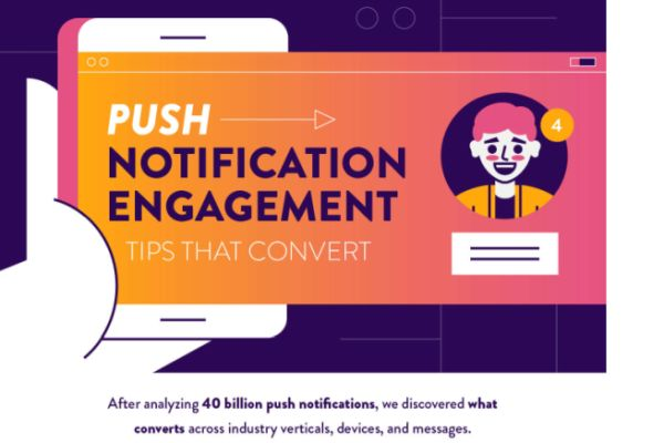Infographic: What brands should know about push notifications   Public Relation