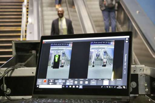 LA to become first in US to install subway body scanners | Innovation