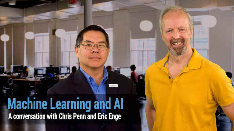 Machine Learning & AI: A Conversation with Chris Penn | SEO, ONLY infoTech