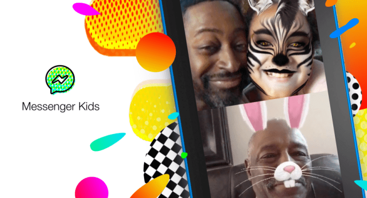 Messenger Kids rolls out passphrases so kids can initiate friend requests themselves