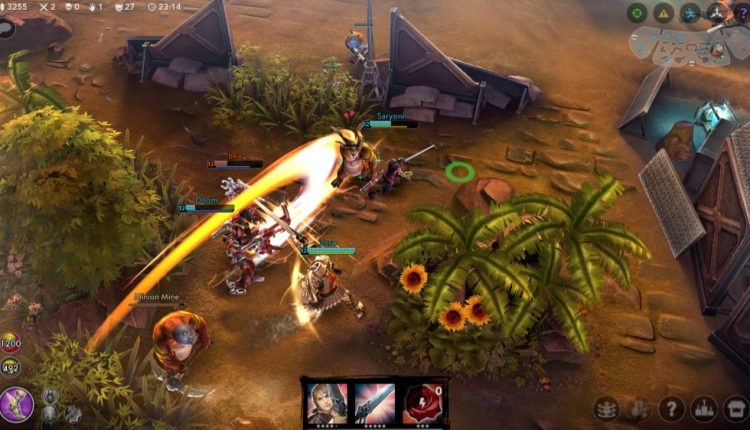 Mobile game Vainglory raises US$19 mil in additional funding