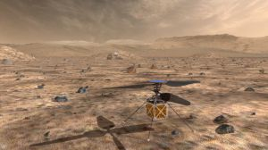 NASA just built a tiny helicopter that will fly over Mars' surface   Robotics, ONLY infoTech