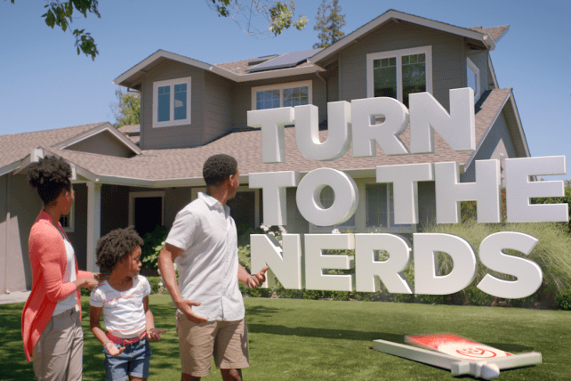 Nerds rule in NerdWallet's first campaign from Argonaut | Advertising
