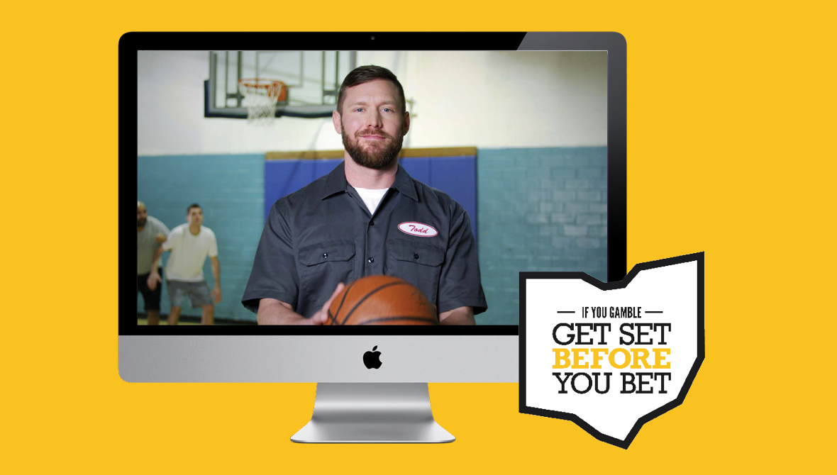 New Media Campaign Reminds Ohioans to Get Set Before They Bet | Branding, ONLY infoTech