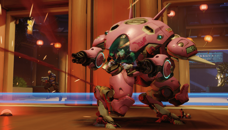 Overwatch gives South Korea some love with new map and D.Va short | Gaming News