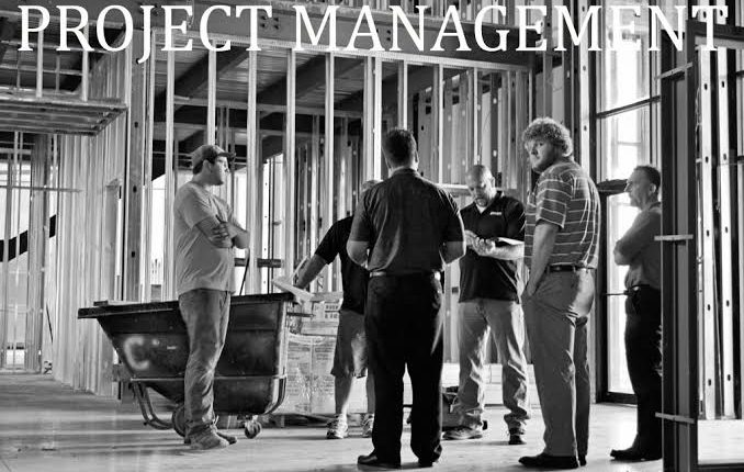 Project management through the 1950s
