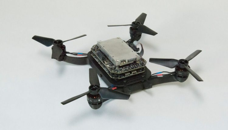 Researchers develop virtual-reality testing ground for drones | Robotics