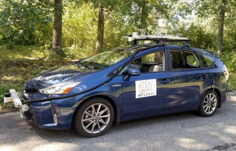 Self-driving cars for country roads | Artificial intelligence