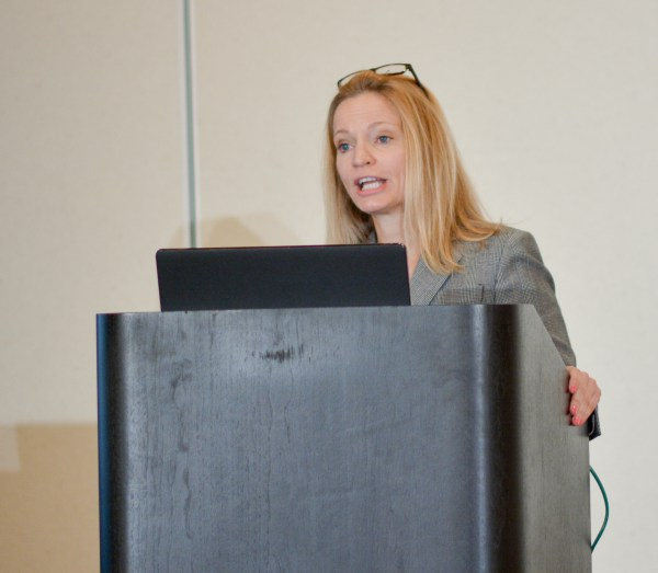 Michelle Held at Affiliate Summit West 2017
