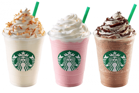 Starbucks Happy Hour: 50% Off Grande Frappuccinos on August 10, 2018 – Info Money Manage