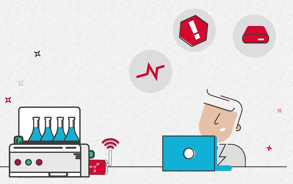 Startup makes labs smarter   Social, ONLY infoTech