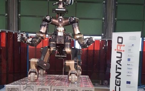 The Centauro: A new disaster response robot to assist rescue workers to operate safely
