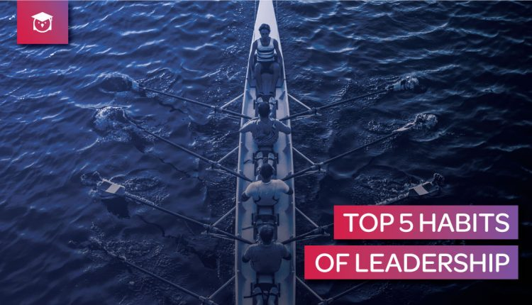 The Top 5 Habits of Leadership | Anthony James | Linux