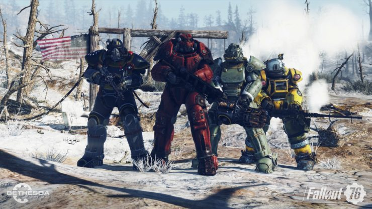 Todd Howard Answers Burning Fallout 76 Questions, Reveals Revamped Perk System   Gaming