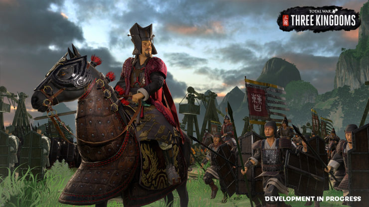 Total War: Three Kingdoms Campaign Map Revealed in This Trailer | Gaming, ONLY infoTech