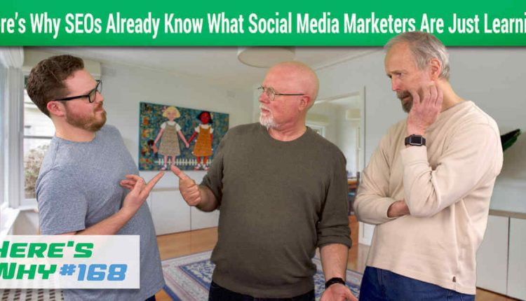 What SEOs Can Teach Social Marketers in the Current Crisis | SEO