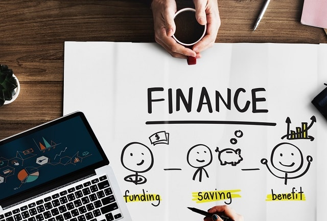 Business Call-To-Action Finance