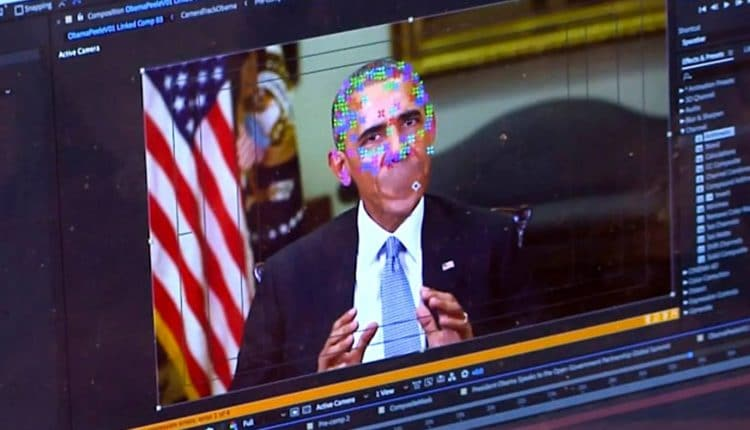 Detecting 'deepfake' videos in the blink of an eye