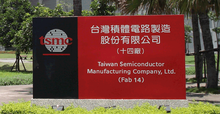 iPhone Chip Supplier TSMC Stops Production After Computer Virus Attack – Info CCrime