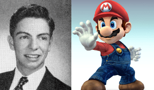 Segale Mario 15 Video Game Facts