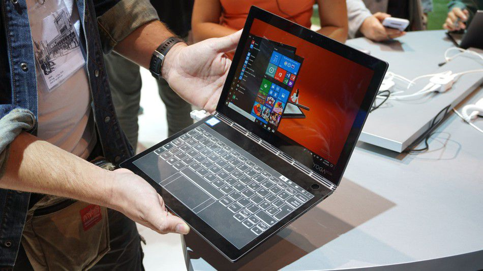 Lenovo gets props for thinking different.