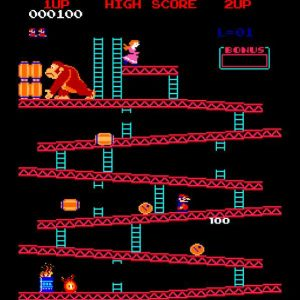 donkey-kong-15 Video Game Facts