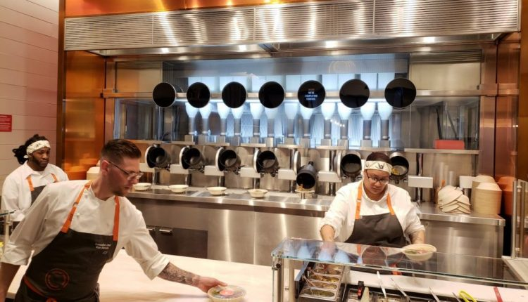 Robotic Kitchen Startup Spyce Grabs $21M to Open More Restaurants | Enterpreneurship