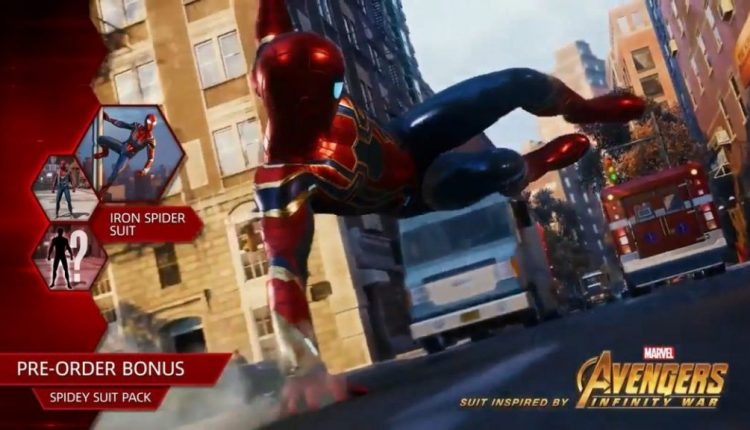 Spider-Man: How To Unlock Avengers Infinity War Suit | Gaming News