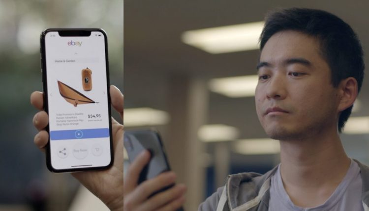 eBay Builds Tech That Uses iPhone X TrueDepth Camera and ARKit to Navigate Apps With Head Motion | Mac