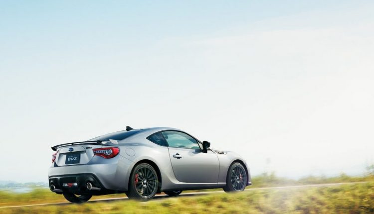2019 Subaru BRZ Bows In Japan With Aerodynamic Changes And Suspension Updates   Feature