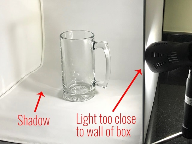 How To Use A Lightbox Distance