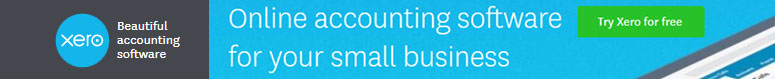 Small business accounting software - Xero