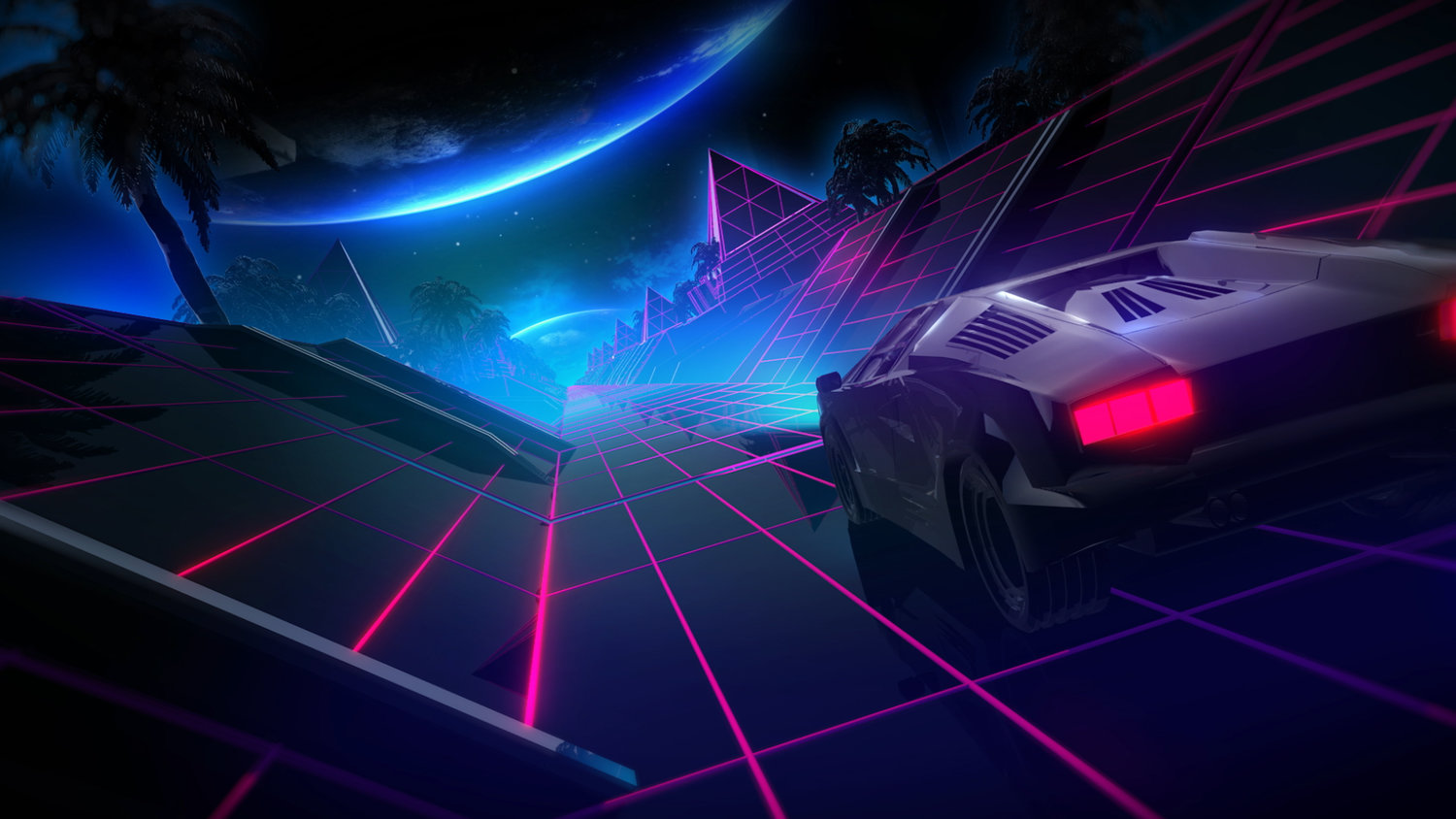 Motion Love: 80s-Inspired Works by Arkuma